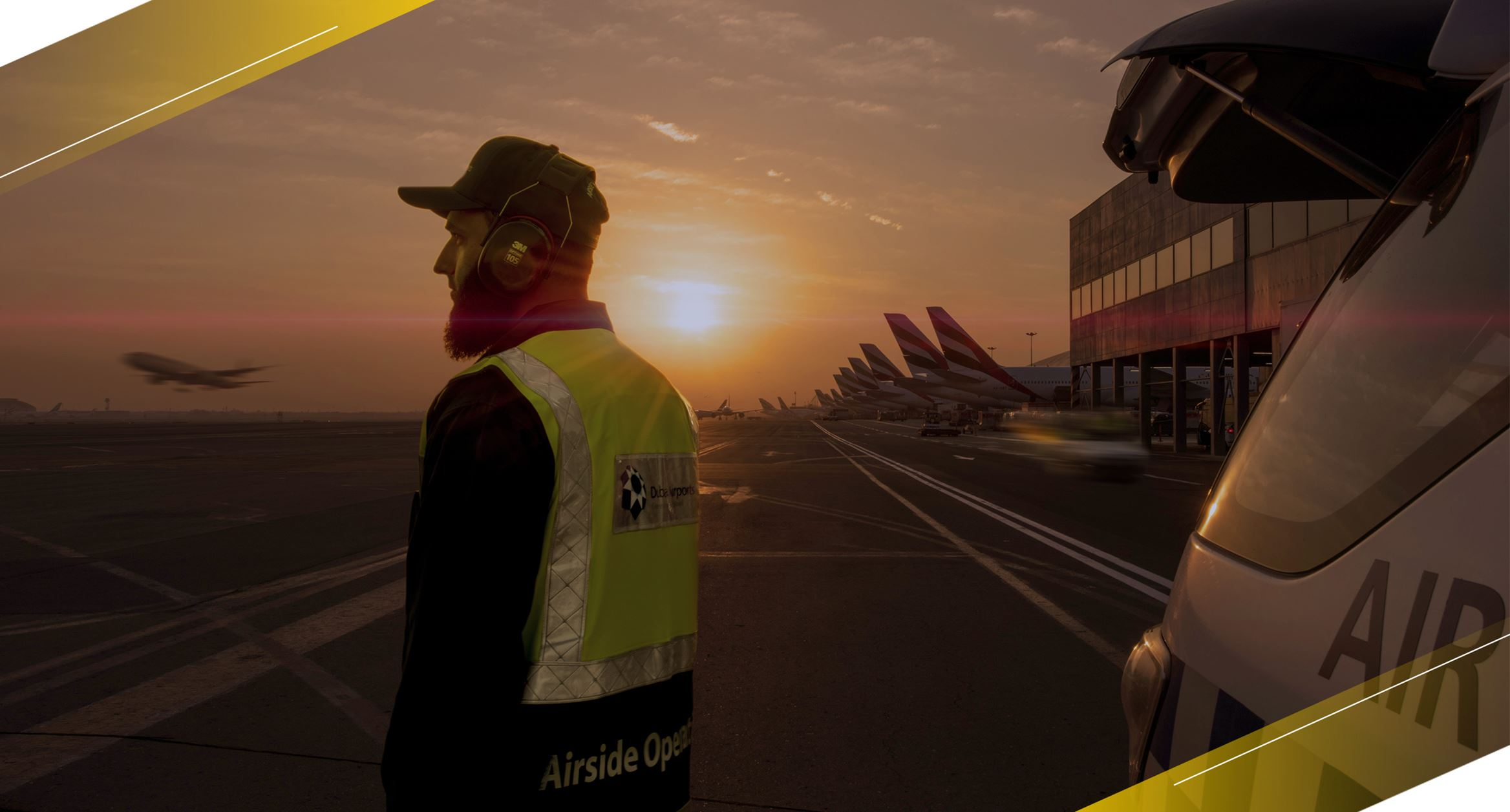 airside service delivery
